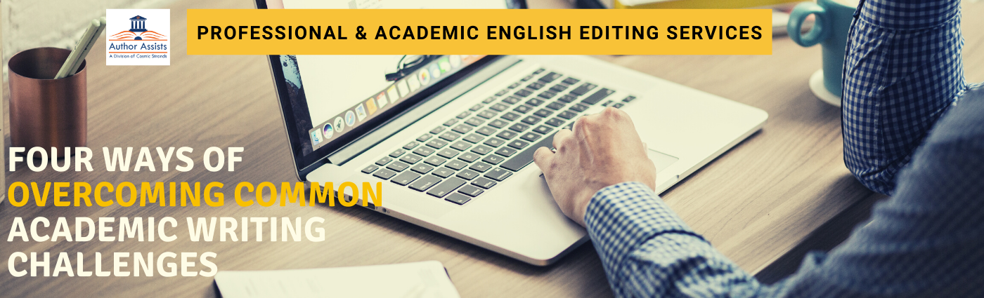 Convey the most important aspects of your research paper by overcoming academic writing challenges.